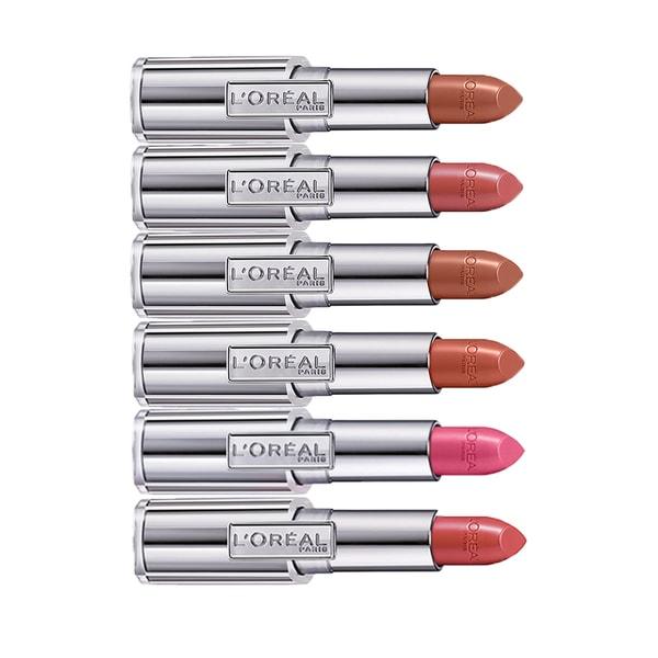 L'oreal Infallible Lipstick 6-Piece Set