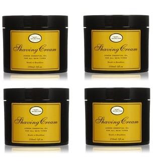 Art of Shaving Lemon 5-ounce Shaving Cream