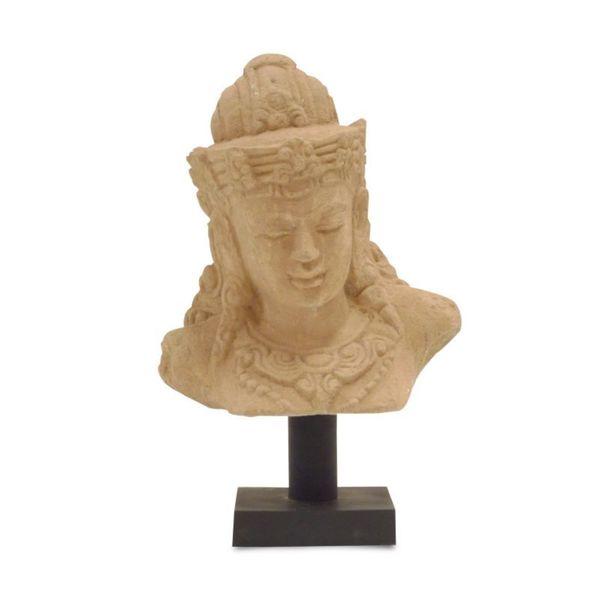Kinder Stone Buddha Statue