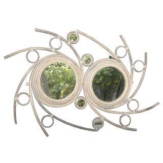 Decorative Gilliam Peacock Mirror