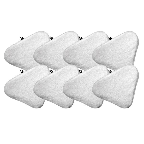 8 Bissell Steam Mop Select Mop Pads