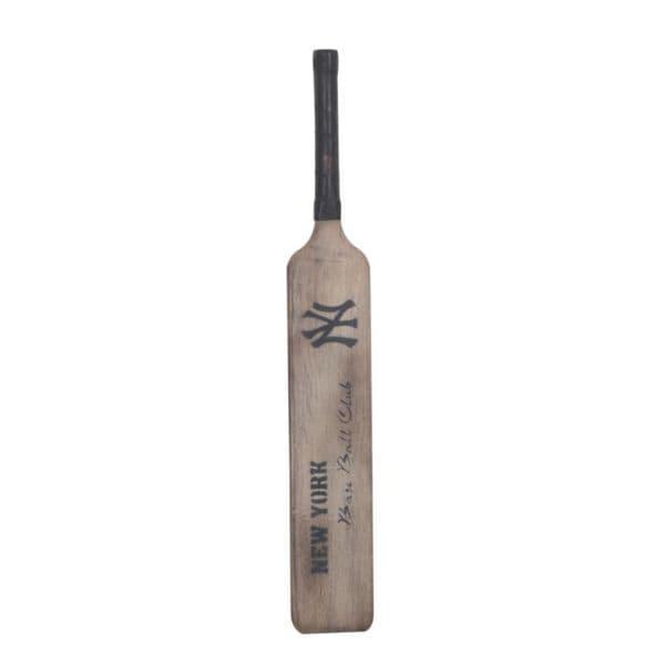 Eunice New York Vintage Baseball Bat
