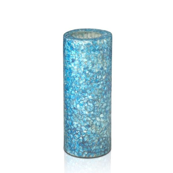 Quinn Turquoise Decorative Vase