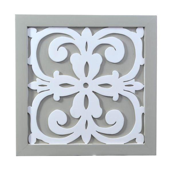 Glencoe Floral Wall Dcor