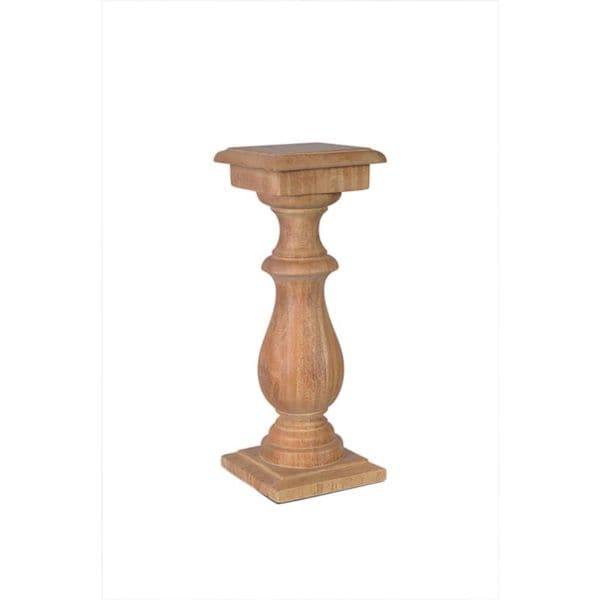 Crowley Wooden Standing Dcor