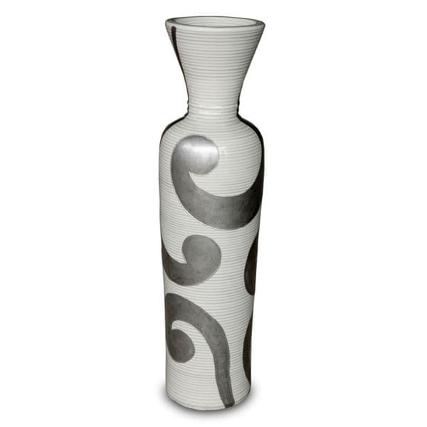 Evergreen Decorative Vase