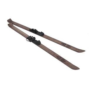 Boothville Vintage Decorative Wooden Skis