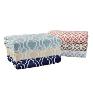 Stella Collection Ultra Plush Printed Blanket