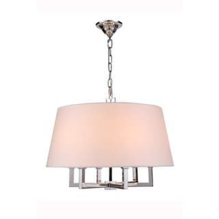 Hamilton Collection 1409 Pendant lamp with Polished Nickel Finish