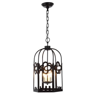 Chalice Collection 1440 Pendant Lamp with Vintage Bronze Finish