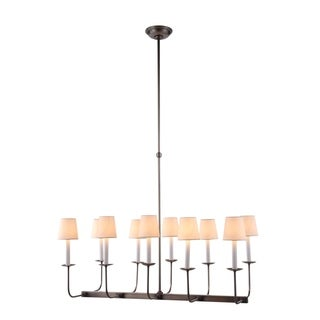 Penelope Collection 1435 Pendant Lamp with Vintage Nickel Finish