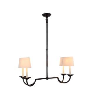 Avanti Collection 1432 Pendant Lamp with Vintage Bronze Finish