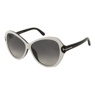 Tom Ford TF9326 Valentina Women's Oversize Sunglasses