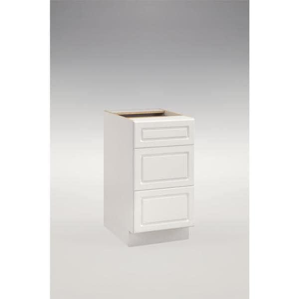 Altra Heartland Cabinetry Keystone 18 Inch 3 Drawer Base