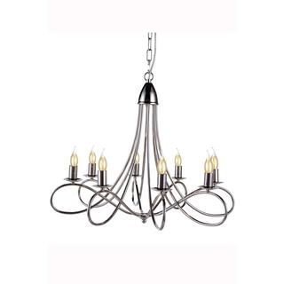 Lyndon Collection 1452 Pendant lamp with Polished Nickel Finish