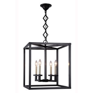 Jackson Collection 1415 Pendant lamp with Bronze Finish