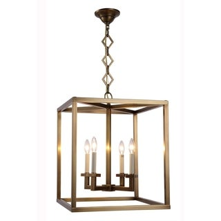 Jackson Collection 1415 Pendant lamp with Bronze Aged Finish
