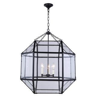 Gordon Collection 1413 Pendant lamp with Rustic Zinc Finish