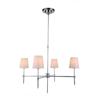 Baldwin Collection 1412 Pendant lamp with Polished Nickel Finish