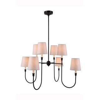 Lancaster Collection 1411 Pendant lamp with Bronze Finish