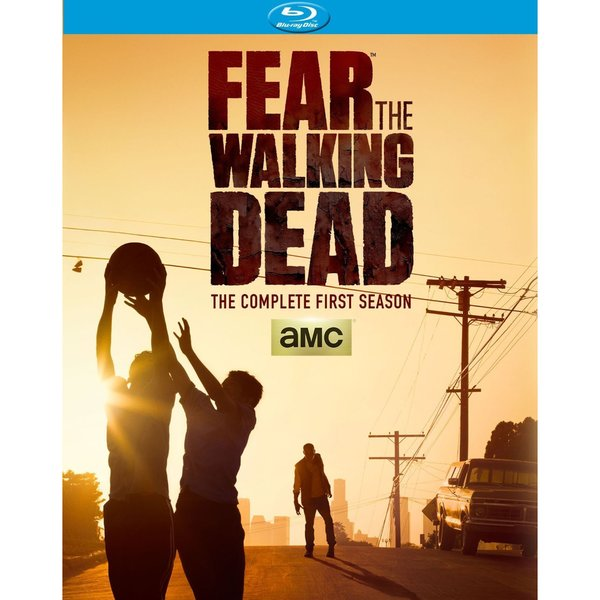 Fear The Walking Dead: The Complete First Season (Blu-ray Disc) 16376929