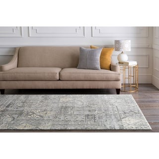 Artistic Weavers Meticulously Woven Amita Wool Rug (5'3 x 7'3)