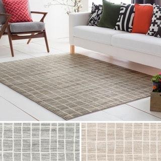 Meticulously Woven Tasha Wool Rug (7'11 x 10'3)