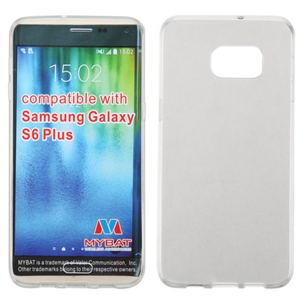 Insten White Hard Snap-on Rubberized Matte Phone Case Cover For Samsung Galaxy S6 Edge Plus