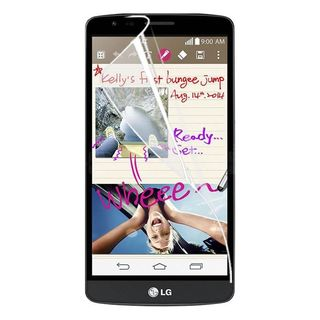 Insten Clear LCD Phone Screen Protector Film Cover For LG G3 Stylus (Pack of 2)