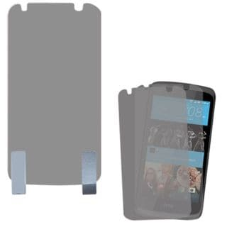 Insten Clear LCD Phone Screen Protector Film Cover For HTC Desire 526 (Single/ Pack of 2)
