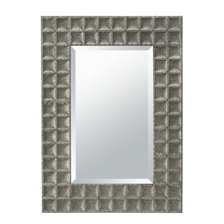 Kichler Lighting Missoula Collection Antique Pewter Decorative Wall Mirror