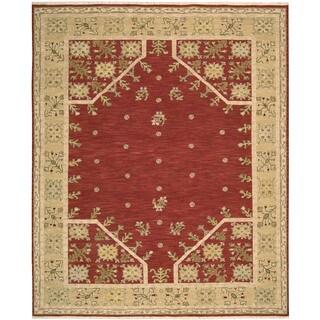 Nourison Suf I Noor Red Rug (8'10 x 11'10)