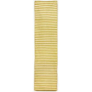 Petite Stripe Outdoor Rug (2' x 8')