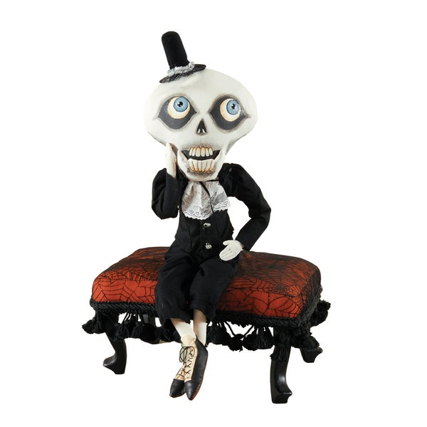 """Albagore"" Skeleton Figure"