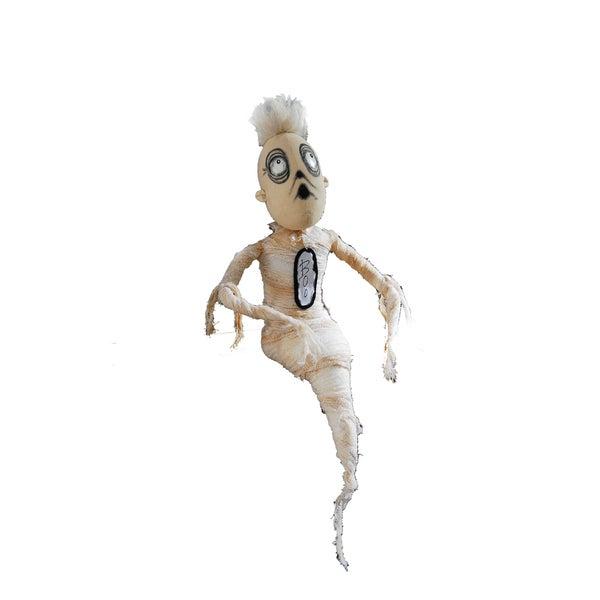 """Maud"" Ghost Figure"
