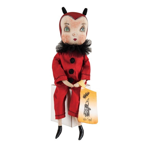 """Danny"" Little Devil Figure"