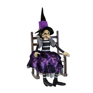 Rosemary Witch Figure