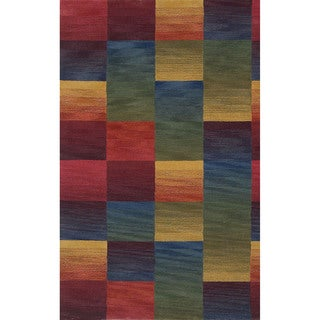 Color Blocks Indoor Rug (9' x 12')