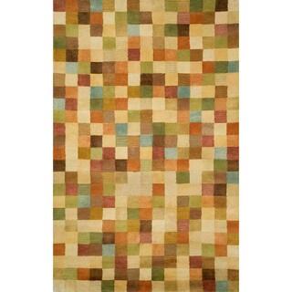Mini Squares Indoor Rug (9' x 12')
