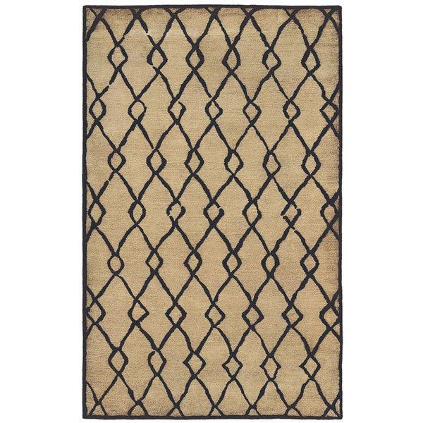 Criss Cross Indoor Rug (9' x 12')