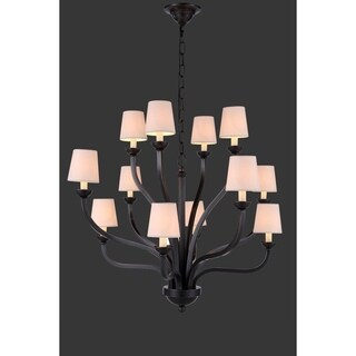Vineland Collection 1400 Pendant lamp with Bronze Finish