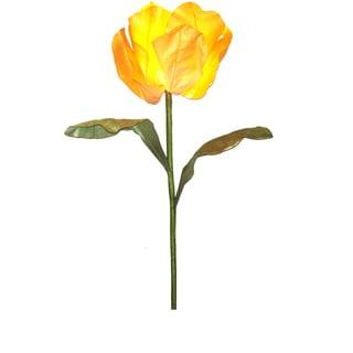Cloth Flower Lamp