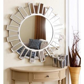 ABBYSON LIVING Cambria 36-inch Round Wall Mirror