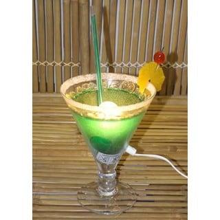 Kiwi Cocktail Lamp