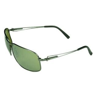 Serengeti Unisex 'Sassari' Silver Sunglasses