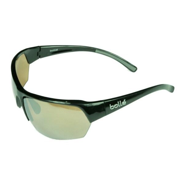 Bolle Men's 'Ransom' Black Sunglasses