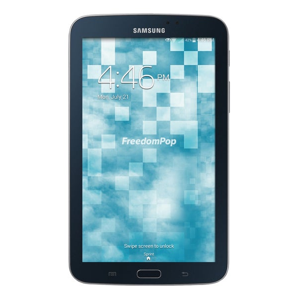 FreedomPop Samsung Galaxy Tab 3 - 8GB - Black