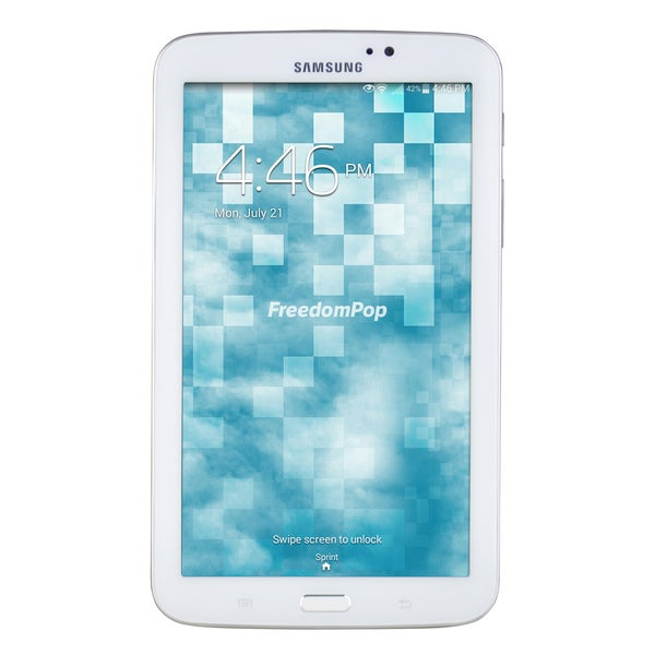FreedomPop Samsung Galaxy Tab 3 - 8GB - White