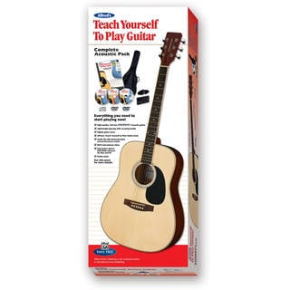 Alfred's Teach Yourself to Play Guitar Pack