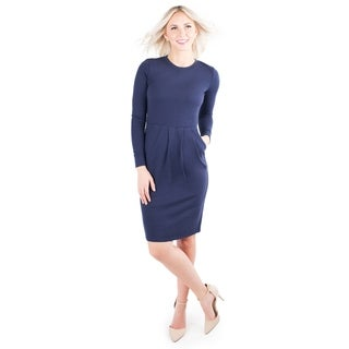 DownEast Basics Women's Freeze Frame Dress